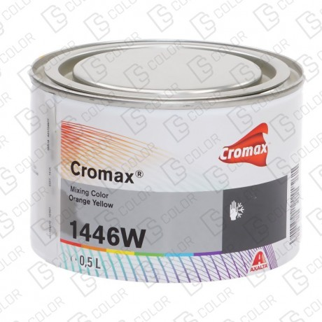 DS Color-CROMAX-CROMAX 1446W 0.5LT ORANGE YELLOW