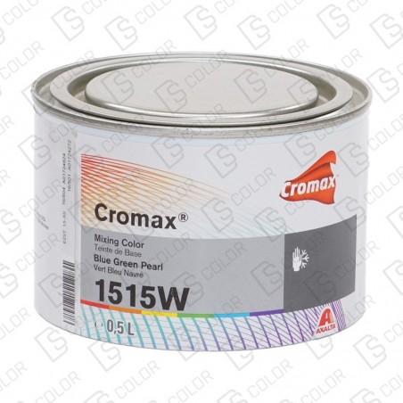 DS Color-CROMAX-CROMAX 1515W 0.5LT BLUE GREEN PEARL