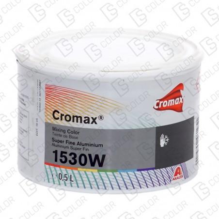 DS Color-CROMAX-CROMAX 1530W 0.5LT SUPER FINE ALUMINIUM