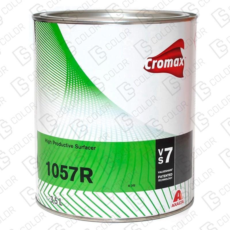 DS Color-CROMAX APAREJOS-CROMAX APAREJO 1057R 3.5LT NEGRO