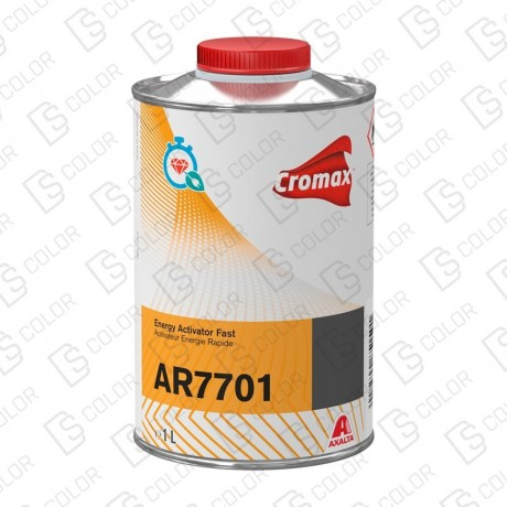 DS Color-CROMAX CATALIZADORES-CROMAX CATALIZADOR AR7701 1L RAPIDO 20ºC (CC6700)