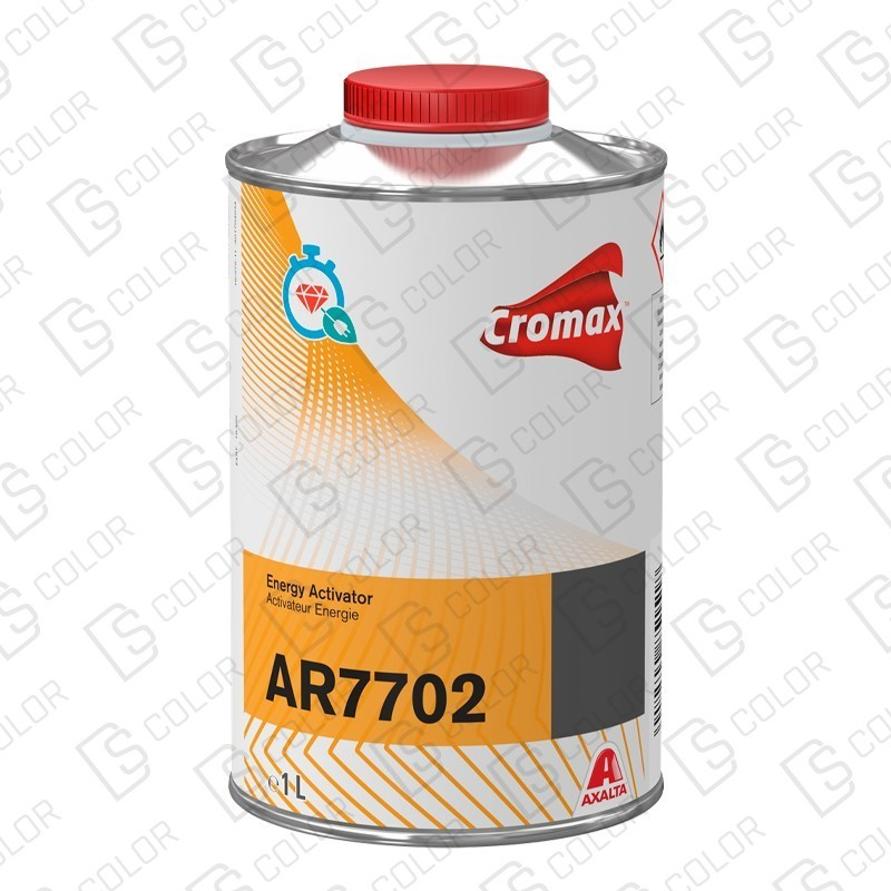 DS Color-CROMAX CATALIZADORES-CROMAX CATALIZADOR AR7702 1L STD 20-30ºC (CC6700)