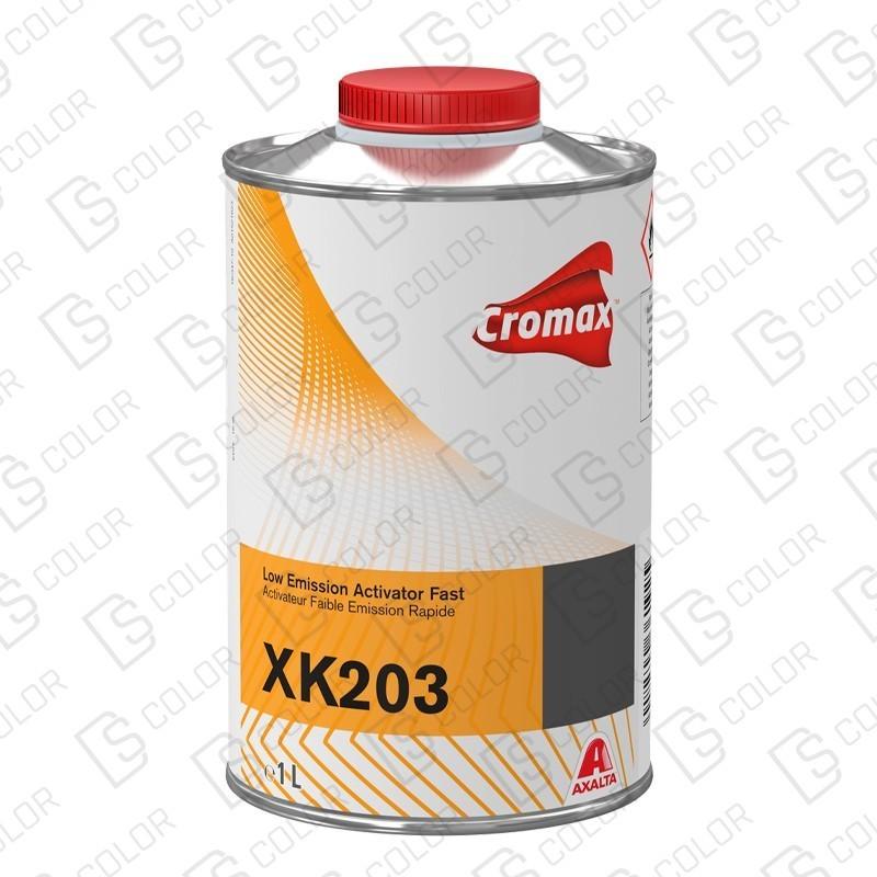 DS Color-CROMAX CATALIZADORES-CROMAX CATALIZADOR XK 203 1LT Rapido