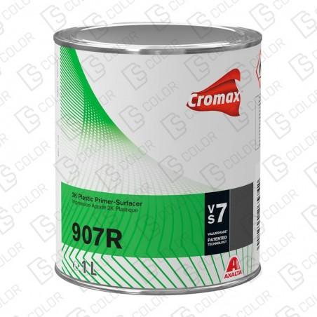 DS Color-CROMAX APAREJOS-CROMAX IMPRIMACION PLASTICOS 907R 2K NEGRO 1LT