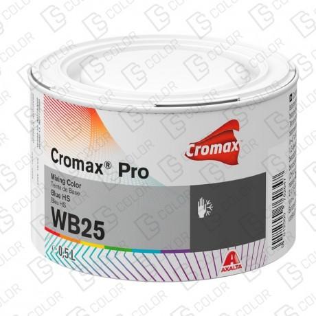 DS Color-CROMAX PRO-CROMAX PRO WB25 LT. 0,5L PRO BLUE HS