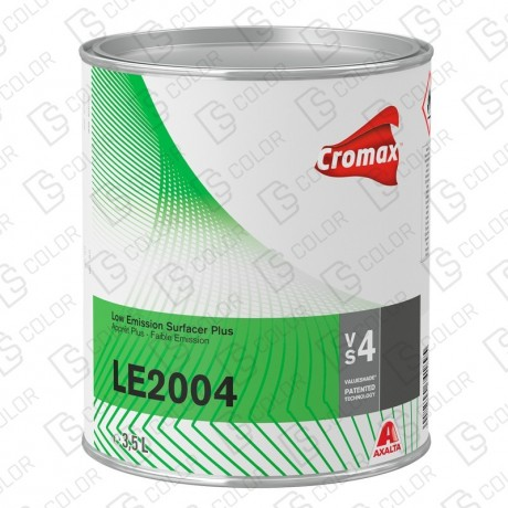 DS Color-CROMAX APAREJOS-CROMAX LE2004 LOW EMISSION PRIMER GRIS  3,5 LT.