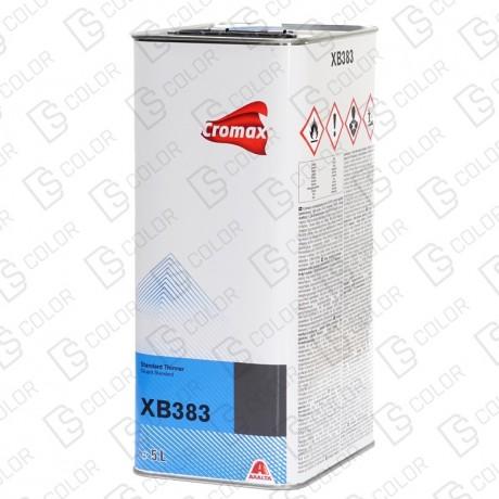 DS Color-CROMAX ADITIVOS Y OTROS-CROMAX DISOLVENTE XB383 5LT.