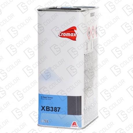 DS Color-CROMAX ADITIVOS Y OTROS-CROMAX DISOLVENTE XB387 5LT. HI-TEMP