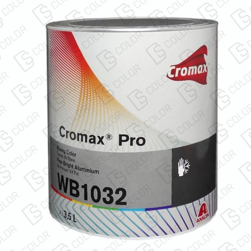 DS Color-CROMAX PRO-CROMAX PRO WB1032 3.5LT FINE BRIGHT ALUMINIUM