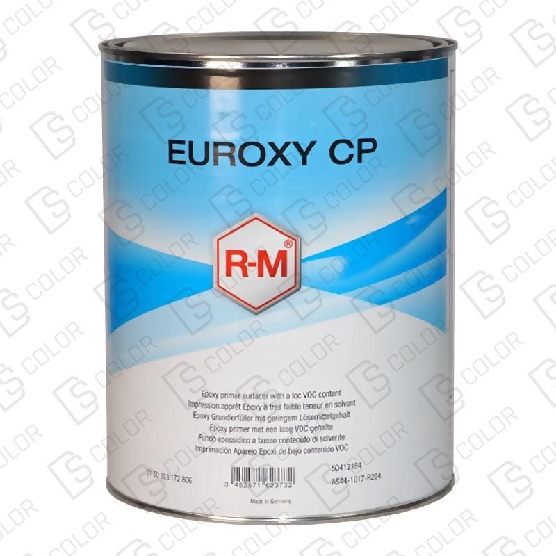 DS Color-RM APAREJOS-RM IMPRIMACION EPOXY EUROXY CP LT.4