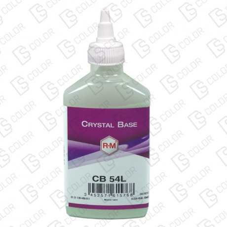RM CRYSTAL BASE CB54L  0.125ML Green Pearl
