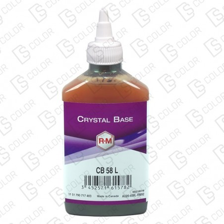 DS Color-CRYSTALBASE-RM CRYSTAL BASE CB58L 0.125ML Red Green Pearl