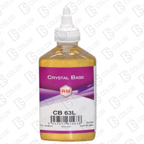 DS Color-CRYSTALBASE-RM CRYSTAL BASE CB63L 0.125ML Super Brass Pearl