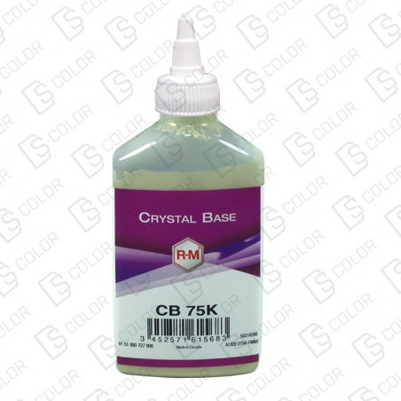 DS Color-CRYSTALBASE-RM CRYSTAL BASE CB75K 0.125ML Orange Pearl