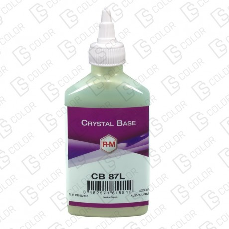 DS Color-CRYSTALBASE-RM CRYSTAL BASE CB87L 0,125ML Flash Copper Pearl //OUTLET