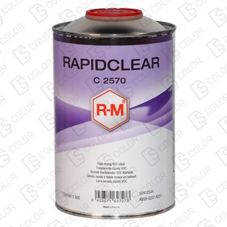 RM BARNIZ C2570 RAPIDCLEAR 1L.