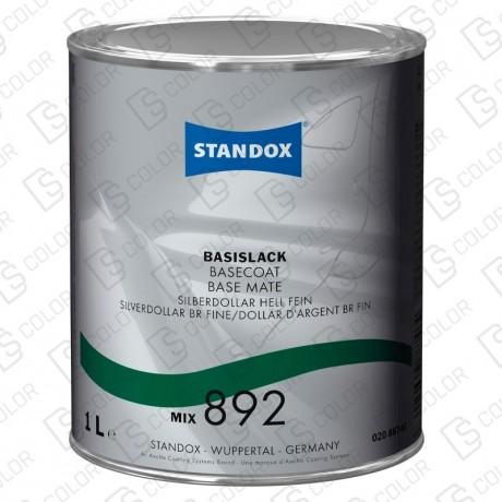 DS Color-BASISLACK-STANDOX 2K MIX 892MB509