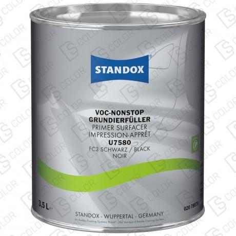 DS Color-STANDOX APAREJOS-STANDOX U7580 IMPRIMACION VOC NONSTOP NEGRO 3,5L