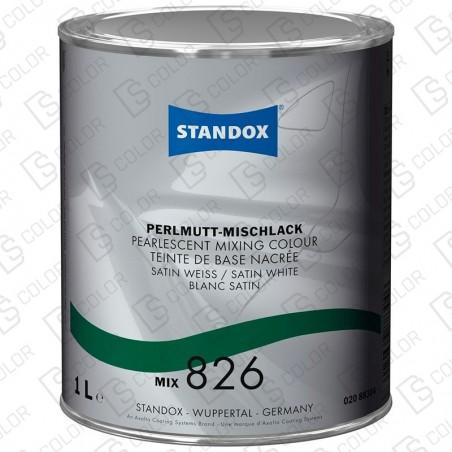 DS Color-BASISLACK-STANDOX 2K MIX 826 1LT S.H. MB596