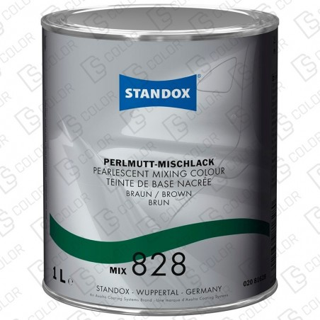 DS Color-BASISLACK-STANDOX 2K MIX 828 1LT S.H. MB564
