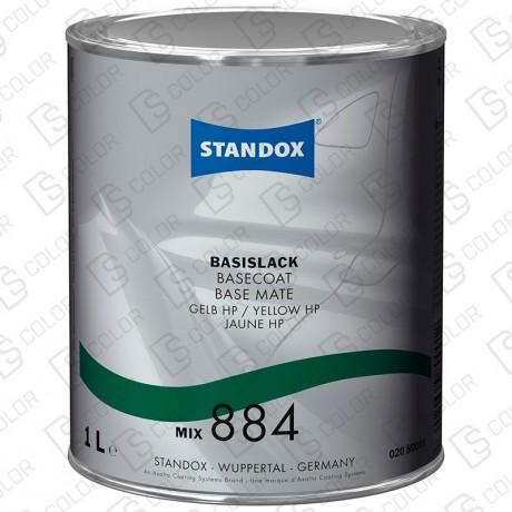 DS Color-BASISLACK-STANDOX 2K MIX 884 1LT S.H. MB521