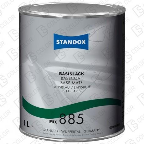 DS Color-BASISLACK-STANDOX 2K MIX 885 1LT S.H. MB547