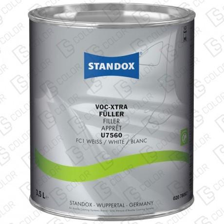 STANDOX U7560 IMPRIMACION VOC XTRA BLANCA 3,5L