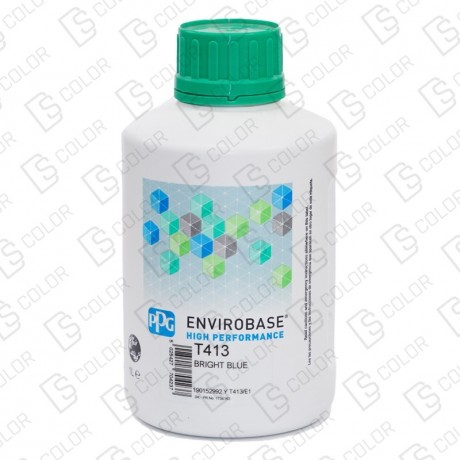 DS Color-ENVIROBASE HP-PPG ENVIROBASE MIX T413 1LT