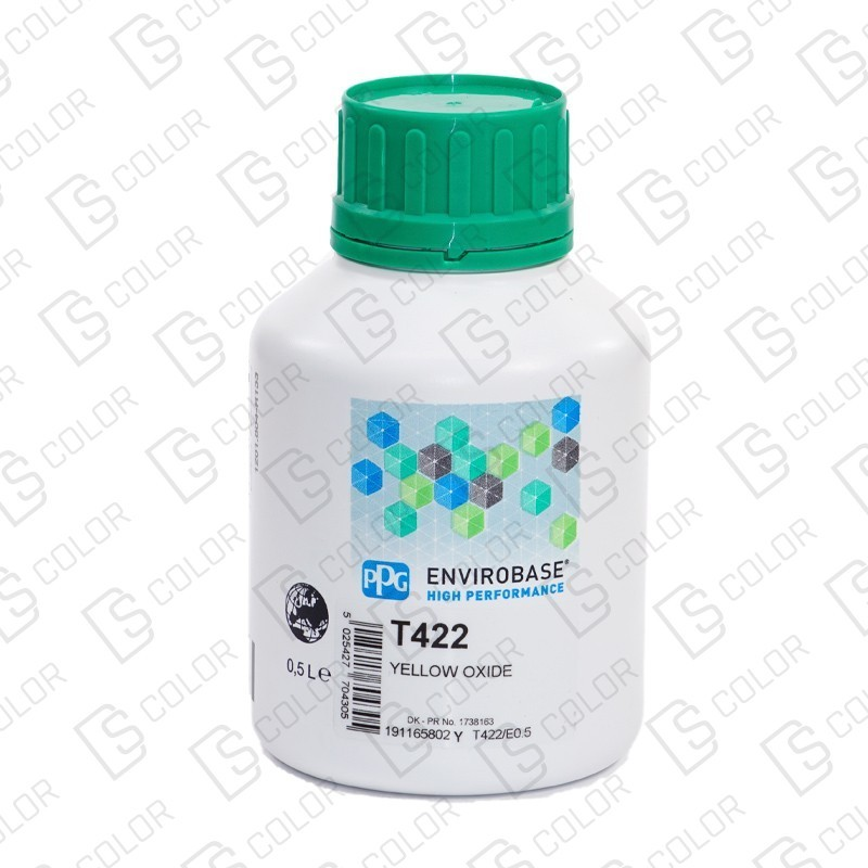 DS Color-ENVIROBASE HP-PPG ENVIROBASE MIX T422 0.5LT