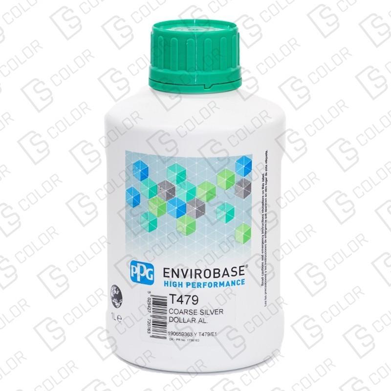 DS Color-ENVIROBASE HP-PPG ENVIROBASE MIX T479 1LT