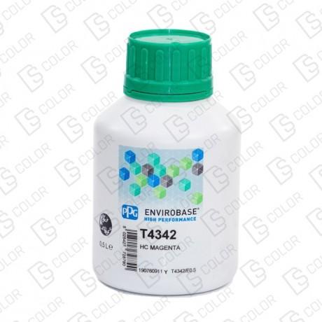 DS Color-ENVIROBASE HP-PPG ENVIROBASE MIX T4342 0.5LT