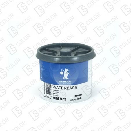 DS Color-WATERBASE SERIE 900-DE BEER MM973  0.5L W.B.
