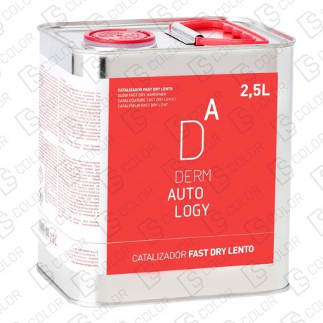 DS Color-DERMAUTOLOGY CATALIZADORES-DERMAUTOLOGY CATALIZADOR FASTDRY LENTO 2,5 LT.