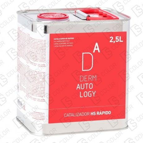 DS Color-DERMAUTOLOGY CATALIZADORES-DERMAUTOLOGY CATALIZADOR HS RAPIDO 2,5 LT.