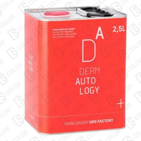 DERMAUTOLOGY CATALIZADOR UHS FASTDRY+ LENTO 2,5 LT.
