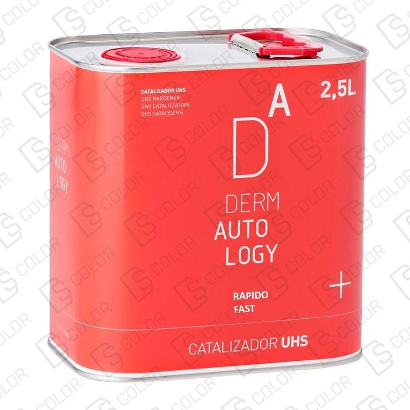 DS Color-DERMAUTOLOGY CATALIZADORES-DERMAUTOLOGY CATALIZADOR UHS+ RAPIDO 2,5 LT.