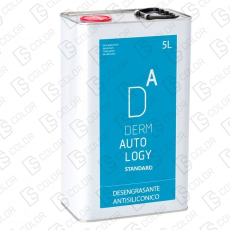 DS Color-DERMAUTOLOGY ADITIVOS-DERMAUTOLOGY DESENGRASANTE 5 LT