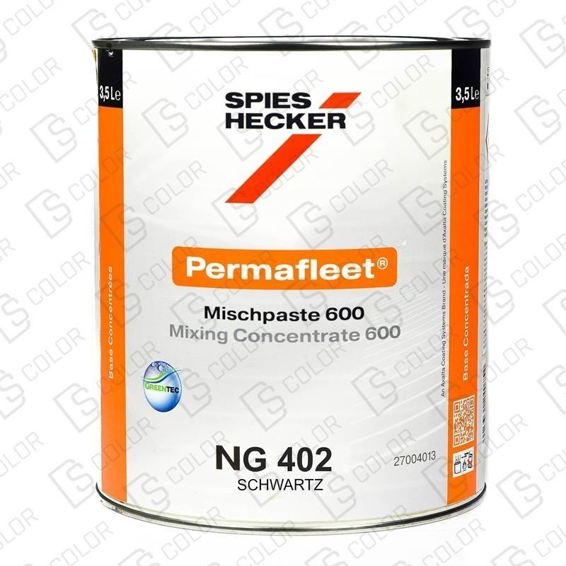 DS Color-PERMAFLEET-SPIES HECKER SERIE 600 BASE NG402 3.5LT