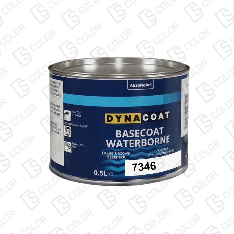 DS Color-OUTLET DYNACOAT-DYNACOAT WB 7346 0.5L //OUTLET