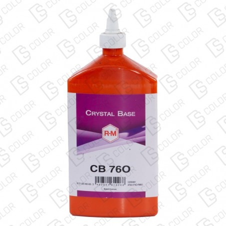 DS Color-OUTLET RM-RM CRYSTAL BASE CB76O 0,5 LT //OUTLET