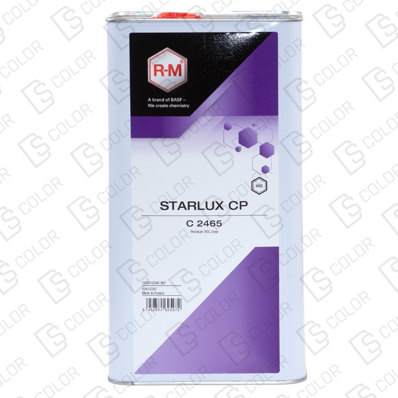 DS Color-RM BARNICES-RM BARNIZ STARLUX CP 5LT
