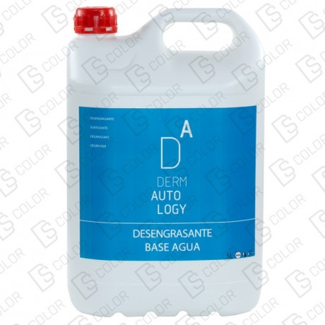 DS Color-DERMAUTOLOGY ADITIVOS-DERMAUTOLOGY DESENGRASANTE BASE AGUA 5 LT
