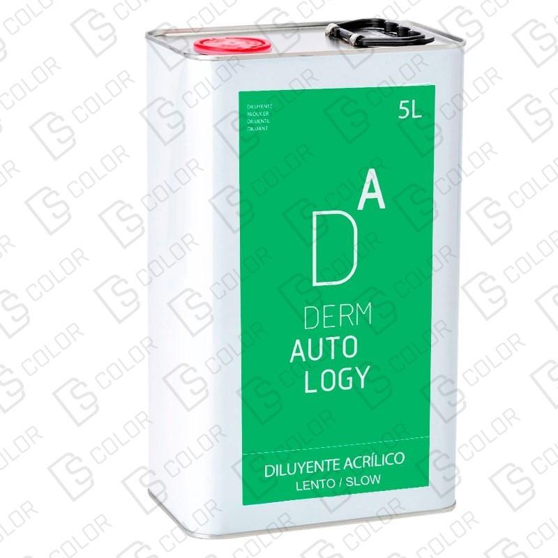 DS Color-DERMAUTOLOGY ADITIVOS-DERMAUTOLOGY DILUYENTE ACRILICO LENTO 5 LT