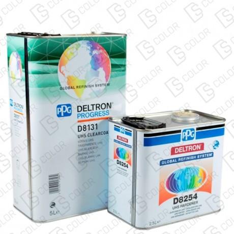 DS Color-PPG BARNICES-KIT PPG D8131 5LT + CATALIZADOR 8254 2,5LT