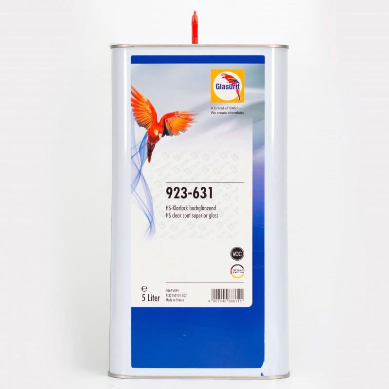DS Color-GLASURIT BARNICES-GLASURIT BARNIZ VOC 923-631 5L