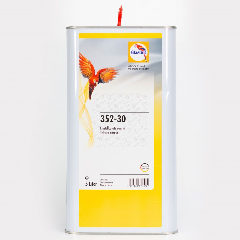 DS Color-Inicio-GLASURIT 352-30 DILUYENTE NORMAL 5LT.