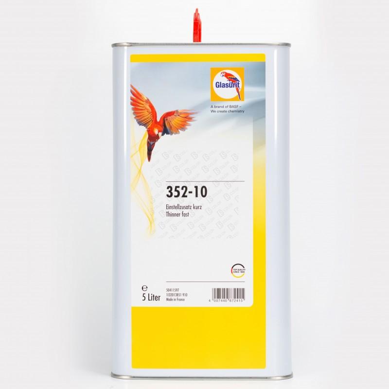 DS Color-Inicio-GLASURIT 352-10 DILUYENTE FAST 5LT.