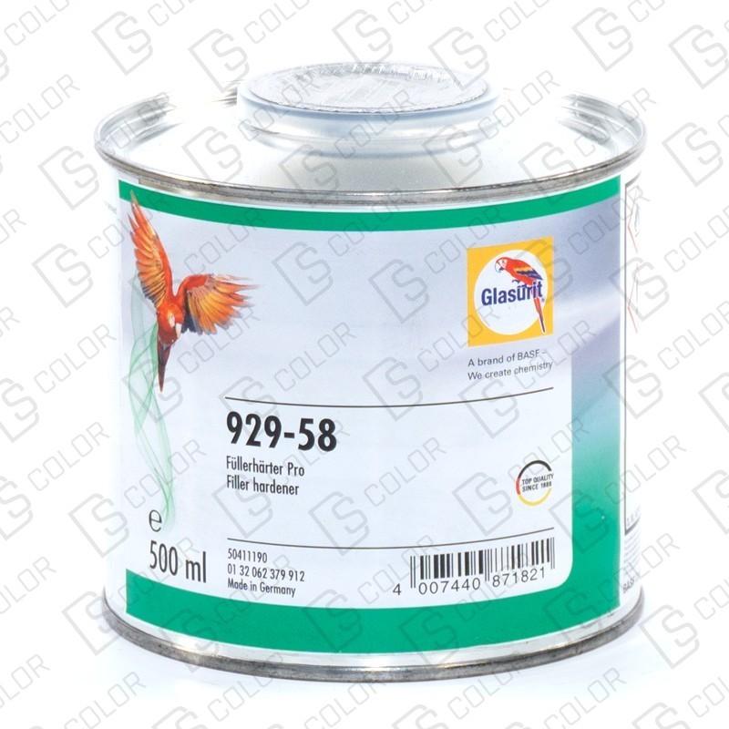 DS Color-GLASURIT CATALIZADORES-GLASURIT CATALIZADOR 929-58 0,5 LT