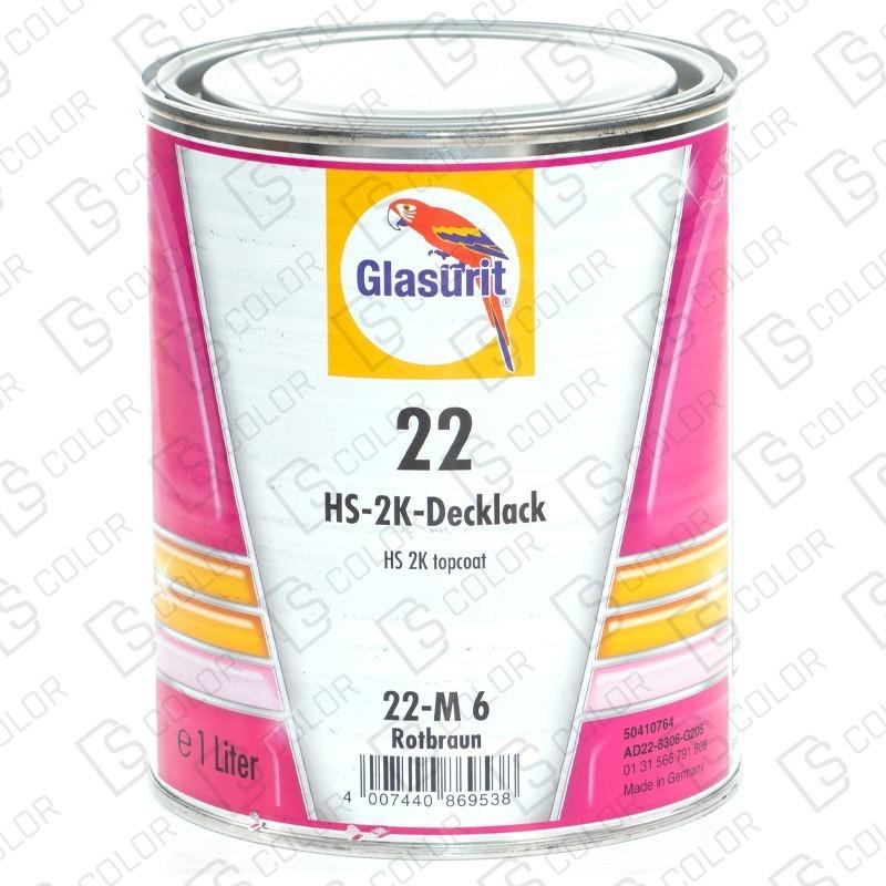 DS Color-SERIE 22-GLASURIT 22-M 06 1LT.
