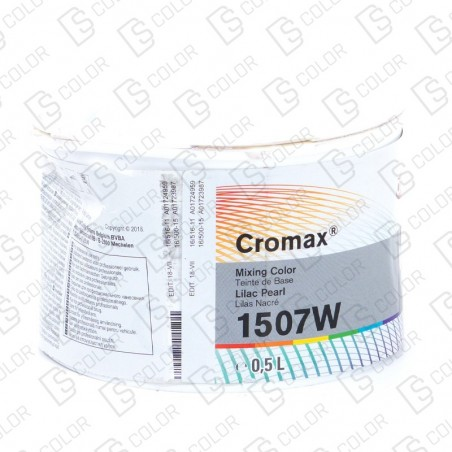 DS Color-OUTLET CROMAX-CROMAX 1507W 0.5LT LILAC PEARL //OUTLET